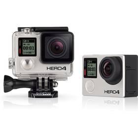 GoPro HERO4 Black + Doprava zdarma
