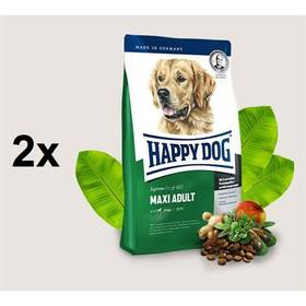 HAPPY DOG MAXI Adult 2 x 15 kg + Doprava zdarma
