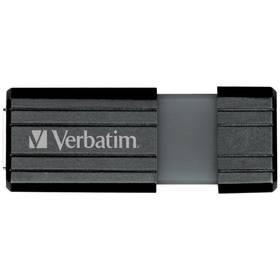 Verbatim Store 'n' Go PinStripe 64GB (49065) čierny