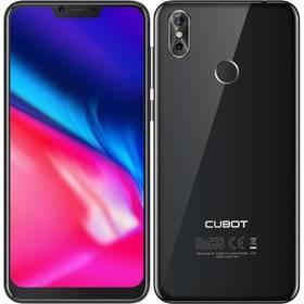 CUBOT P20 Dual SIM (PH3940) černý Software F-Secure SAFE, 3 zařízení / 6 měsíců (zdarma)