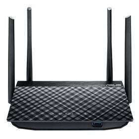 Asus RT-AC1300G PLUS V2 - AC1300 dvoupásmový Gigabit Wi-Fi router, USB (90IG0540-BO9440)