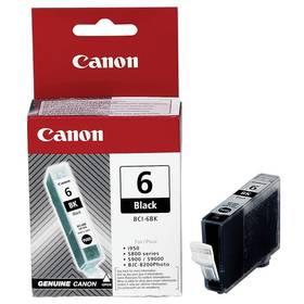 Canon BCI-6Bk, 210 stran - originální (4705A002) černá