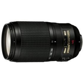 Nikon NIKKOR 70-300MM F4.5-5.6G AF-S VR IF-ED černý + cashback + Doprava zdarma