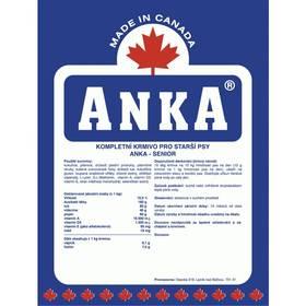 ANKA Senior 10 kg, pro starší psy