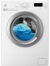 Electrolux EWS1274SAU bílá + Dárek – až 100 praní zdarma + Doprava zdarma