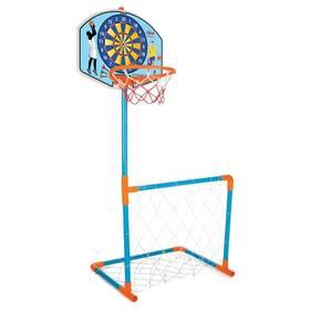 Hrací sada Pilsan - basket + fotbal