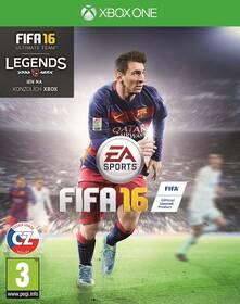 EA Xbox One FIFA 16 (EAX320604) + Doprava zdarma