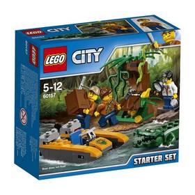 LEGO® CITY JUNGLE EXPLORERS 60157 Džungle - začátečnická sada