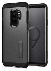 Spigen Tough Armor pro Samsung Galaxy S9+ (593CS22935) šedý
