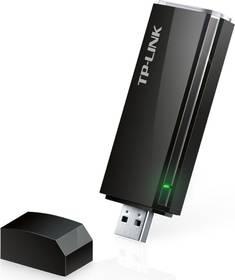 WiFi adaptér TP-Link Archer T4U AC1200 (Archer T4U) čierny
