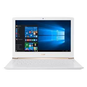 Acer Aspire S13 (S5-371-53TZ) (NX.GCJEC.001) bílý + Software Microsoft Office 2016 CZ pro domácnosti v hodnotě 2 499 KčSoftware F-Secure SAFE 6 měsíců pro 3 zařízení (zdarma) + Doprava zdarma