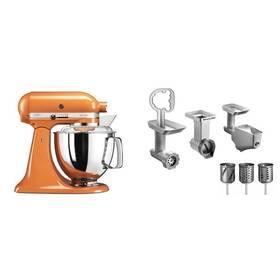 Set KitchenAid - kuchyňský robot 5KSM175PSETG + FPPC balíček s příslušenstvím + Doprava zdarma