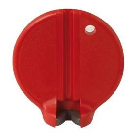 Force plastový, na nipl 3,25 mm červené