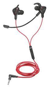 Trust GXT 408 Cobra (23029) čierny/červený