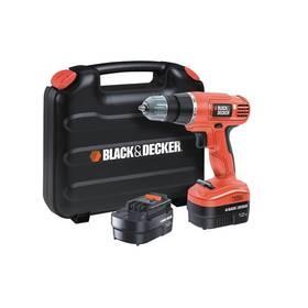 Black-Decker EPC12CABK, 2 aku + Doprava zdarma