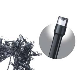 EMOS 100 LED, 5m, řetěz, denní bílá (1534210040)