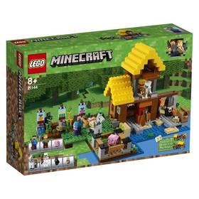 LEGO® MINECRAFT 21144 Farmářská usedlost + Doprava zdarma