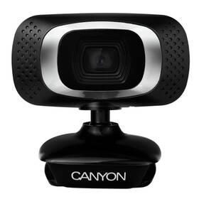 Canyon CNE-CWC3N 720p (CNE-CWC3N) čierna