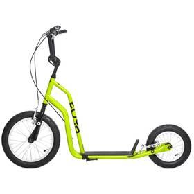 Yedoo Four zelená + Reflexní sada 2 SportTeam (pásek, přívěsek, samolepky) - zelené v hodnotě 58 Kč + Doprava zdarma