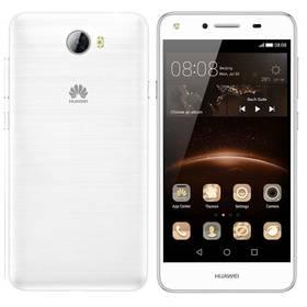 Huawei Y5 II Dual Sim (SP-Y5IIDSWOM) bílý + Voucher na skin Skinzone pro Mobil CZ v hodnotě 399 Kč jako dárek+ Software F-Secure SAFE 6 měsíců pro 3 zařízení v hodnotě 999 Kč jako dárek + Doprava zdarma