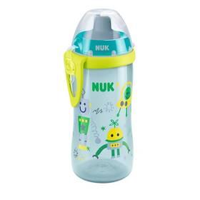 NUK Flexi Cup 300ml zelená