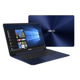 Asus Zenbook UX530UX-FY029R (UX530UX-FY029R) modrý Software F-Secure SAFE 6 měsíců pro 3 zařízení (zdarma)Monitorovací software Pinya Guard - licence na 6 měsíců (zdarma) + Doprava zdarma