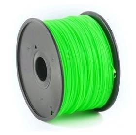 Tisková struna (filament) Gembird Tisková struna (filament) Gembird, ABS, 1,75mm, 1kg zelená