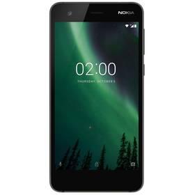 Nokia 2 Dual SIM (11E1MB01A13) černý Software F-Secure SAFE, 3 zařízení / 6 měsíců (zdarma)
