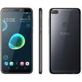 HTC Desire 12+ Dual SIM (99HAPF008-00) černý + Doprava zdarma