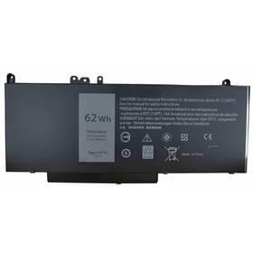 Dell 4-cell 62W/HR Li-ion pro Latitude E5270, E5470, E5570 (451-BBUQ)