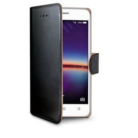 Celly Wally pro Huawei Y3 II (WALLY583) černé