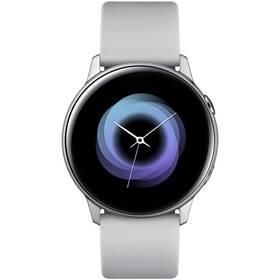 Samsung Galaxy Watch Active (SM-R500NZSAXEZ) stříbrná