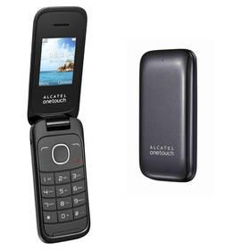 Mobilný telefón ALCATEL ONETOUCH 1035D Dual Sim (1035D-2CALCZ1) sivý