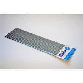 Náplne 3Doodler Single color ABS pack - Skyline Silver