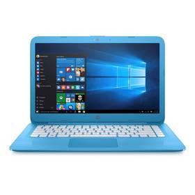 HP Stream 14-ax001nc (X9W71EA#BCM) modrý Software F-Secure SAFE 6 měsíců pro 3 zařízení (zdarma) + Doprava zdarma