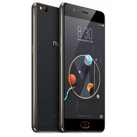 Nubia M2 Lite Dual SIM 3 GB + 64 GB (6902176900709) černý/zlatý SIM s kreditem T-Mobile 200Kč Twist Online Internet (zdarma) + Doprava zdarma
