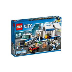 LEGO® CITY® Police 60139 Mobilní velitelské centrum