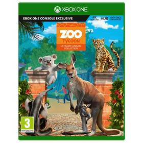 Microsoft Xbox One Zoo Tycoon: Ultimate Animal Collection (GYP-00020)