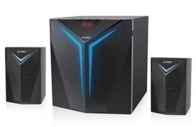 Fenda F&D F560X 2.1, bluetooth, rádio, USB, dálkové ovládání (F560X) černé