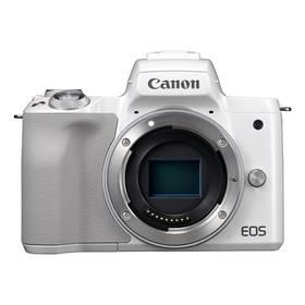 Canon EOS M50, tělo (2681C002) bílý + Doprava zdarma