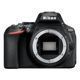 Nikon D5600, tělo černý + Doprava zdarma