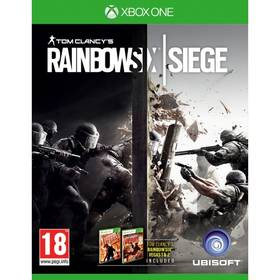 Ubisoft Xbox One Tom Clancy's Rainbow Six: Siege (USX3072810)