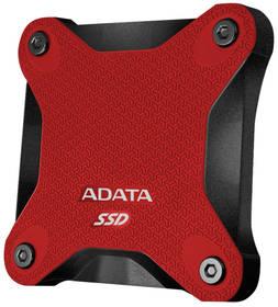 ADATA SD600 512GB (ASD600-512GU31-CRD) červený + Doprava zdarma
