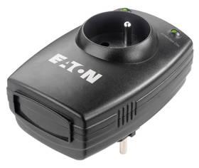 Přepěťová ochrana Eaton Protection Box, 1x zásuvka černá