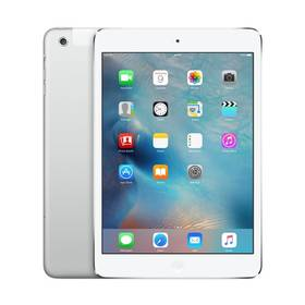 Apple iPad mini 2 s Retina displejem 16 GB Cellular (ME814SL/A) stříbrný