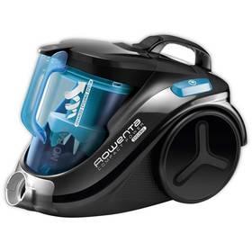 Rowenta Compact Power RO3731EA černý/modrý + Doprava zdarma