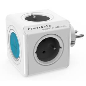 Zásuvka Powercube Original SmartHome bílá/modrá
