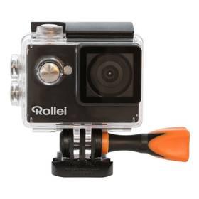Outdoorová kamera Rollei ActionCam 350 (40301) čierna