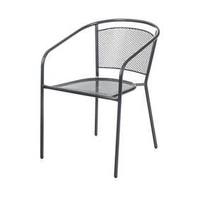 Židle zahradní Happy Green ocelová + Doprava zdarma