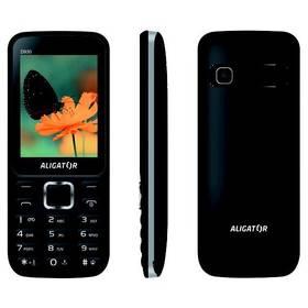 Aligator D930 Dual SIM (AD930BS) černý/stříbrný + Doprava zdarma